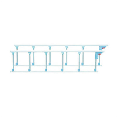 Collapsible Safety Side Railing
