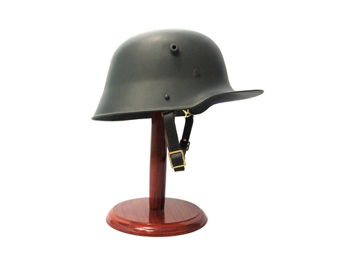 Replica Helmet M18 cutout, Leather lined, Adjustable Chin Strap