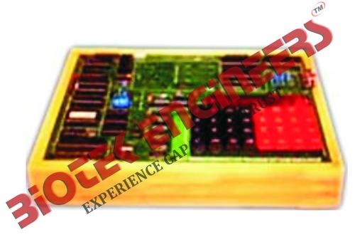 Microprocessor Training Kit Cum Emulator