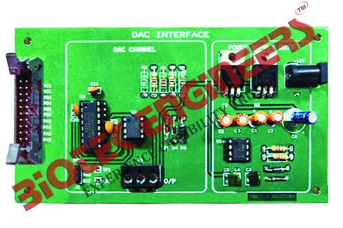 DAC Interface Card