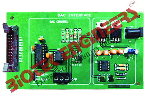 DAC Interface Card