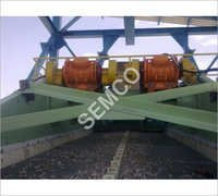 Grizzly Feeder Vibratory Motor