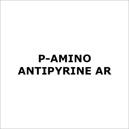p-AMINO ANTIPYRINE AR