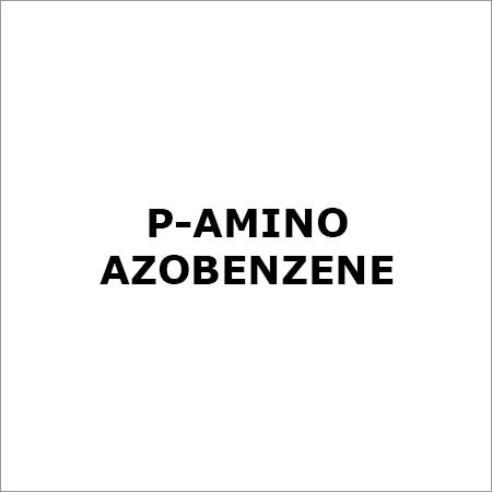 p-AMINO AZOBENZENE