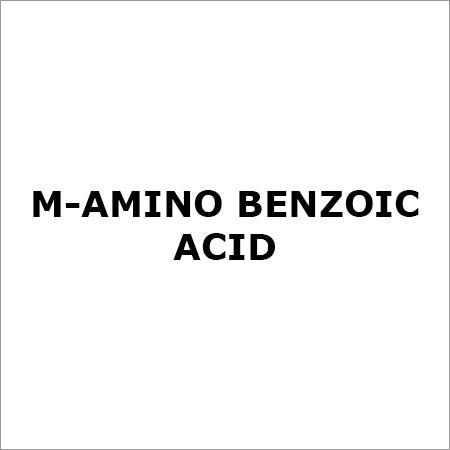 m-AMINO BENZOIC ACID