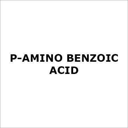 p-AMINO BENZOIC ACID