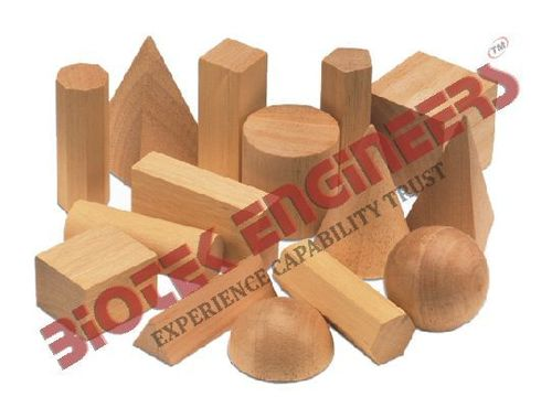 Geometrical Model Kit Set