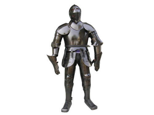 Warrior Brass Full Armor Suit