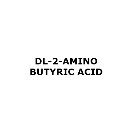 DL-2-AMINO BUTYRIC ACID
