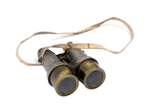 Antique Binocular Carrying Handle