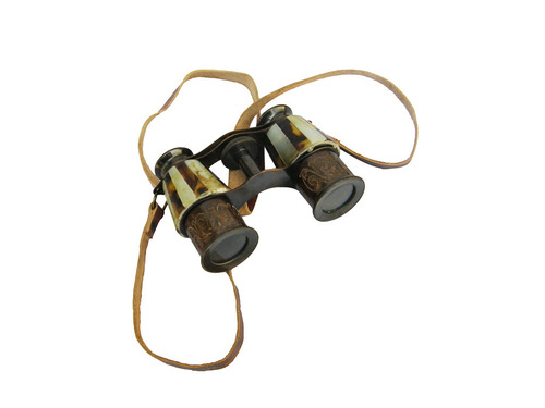 Antique Marine Binocular