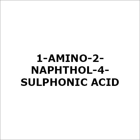 1-AMINO-2-NAPHTHOL-4-SULPHONIC ACID
