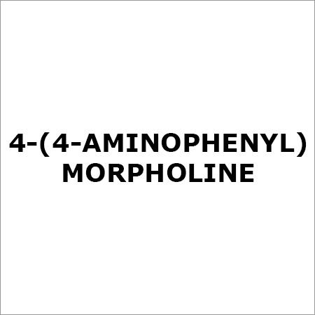 4-(4-AMINOPHENYL) MORPHOLINE