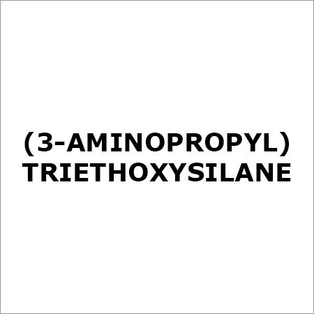 (3-AMINOPROPYL) TRIETHOXYSILANE