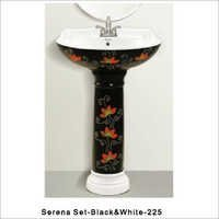 Antique Pedestal Wash Basin