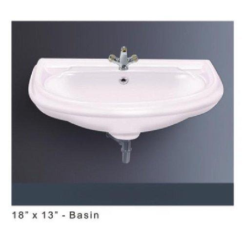 Corner Wash Basin 18