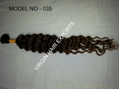 Bulk Virgin Deep Wave Hair