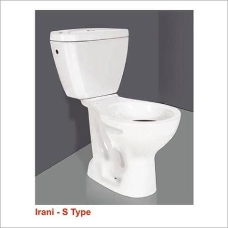 Irani S Type Water Closet