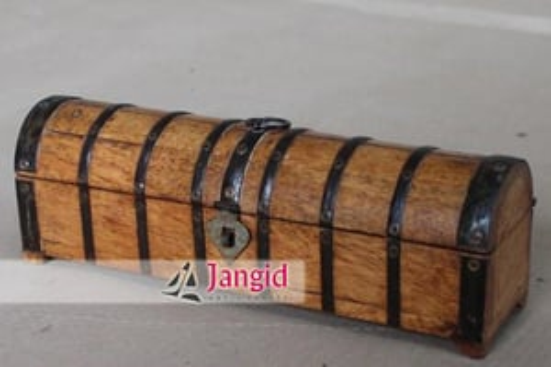 Indian Handmade Wooden Decorative Box