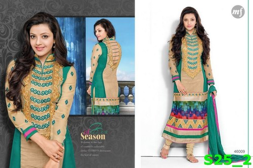 Online Embroidered Salwar Suits