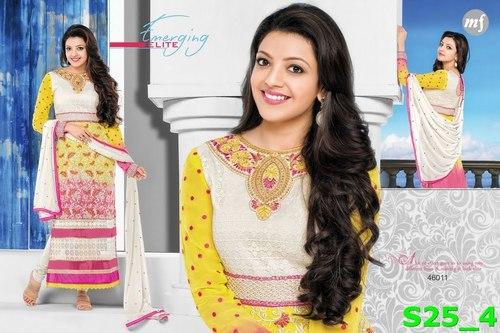 Latest Embroidered Salwar Kameez