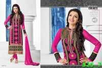 Matchless Embroidered Salwar Suits