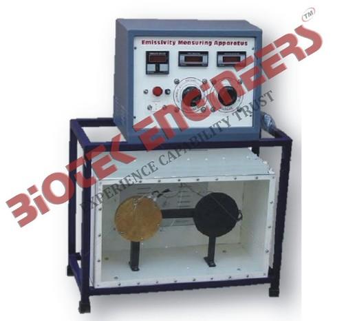 Emmisivity Measurement Apparatus