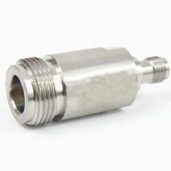 2.4mm Female to N Female Adapter