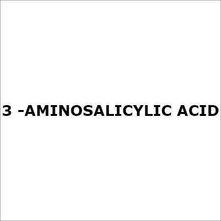 3 -AMINOSALICYLIC ACID