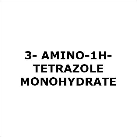 3- AMINO-1H-TETRAZOLE monohydrate