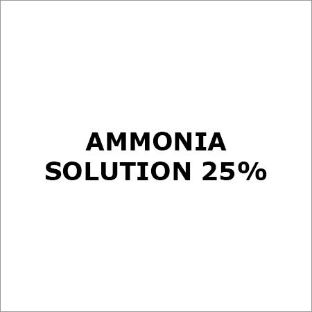 AMMONIA SOLUTION 25%