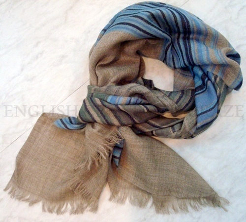 Wool Melange Men scarf