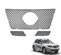 Nissan Terreno-Bently Style Designer Chrome Grill(3pcs)