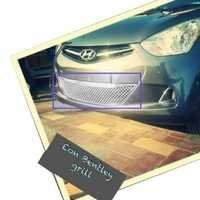 Hyundai Eon Bentley Type Finest Chrome Front Grill