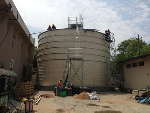 Fire Fighting water Storage Tanks,