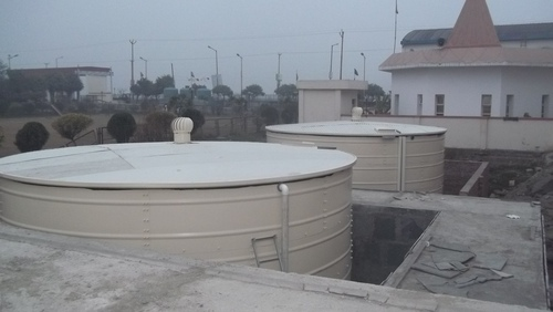 Grey Water Containment tank