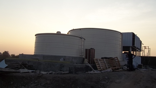 Sectional Bolted Modular Tank