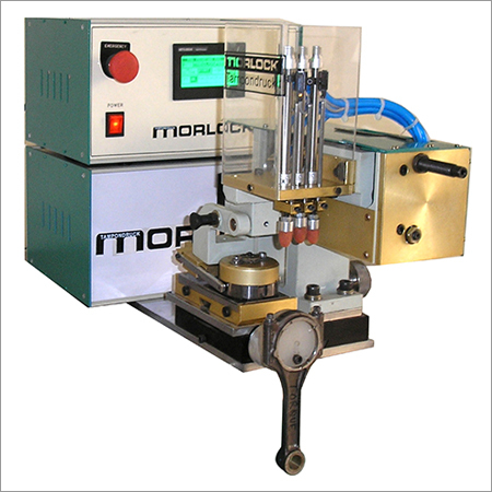 Connecting Rod Printing Machine
