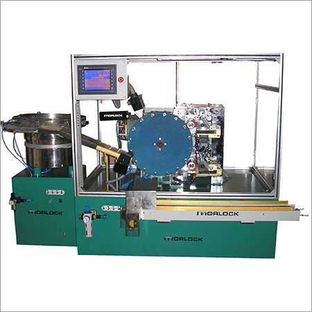 Rotary Colour Pad Printing Machine