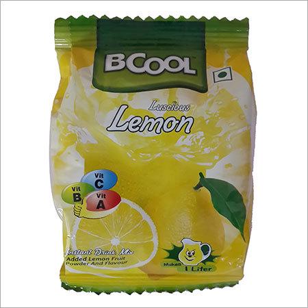 Instant Lemon Drink Powder