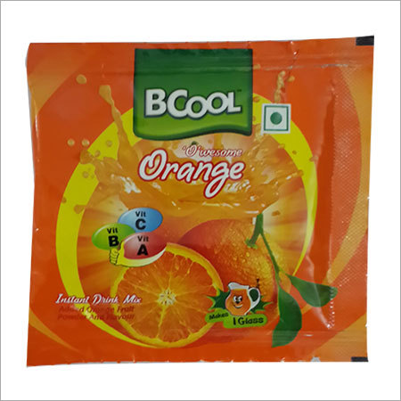 Instant Orange Drink Powder