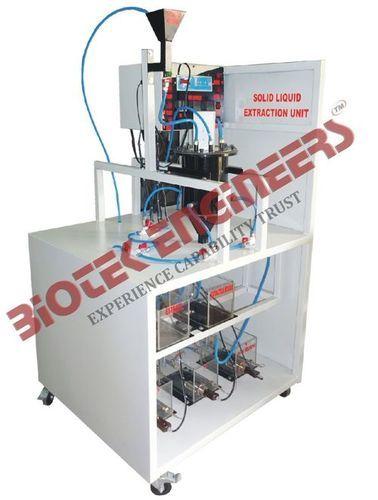 Solid-Liquid Extraction Unit