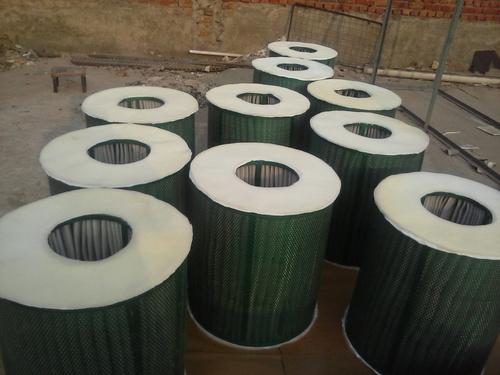 Round Cartridge Filter