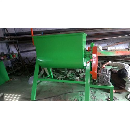 Tilting Model Ribbon Mixer