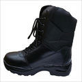 High Ankle Army Boots