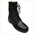 Full Leather High Ankle Army Boots