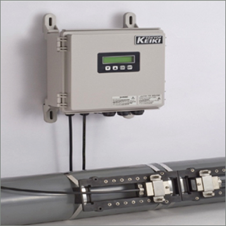 Industrial Ultrasonic Flow Meter