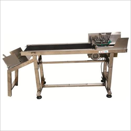 Feeding & Stacking InkJet Conveyor