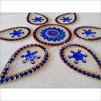 Designer Acrylic Rangoli