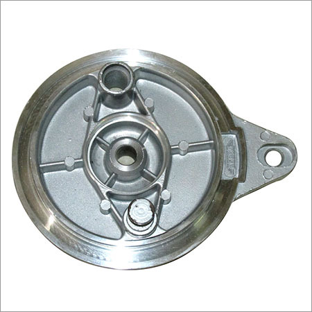 brake drum plate for two wheelers